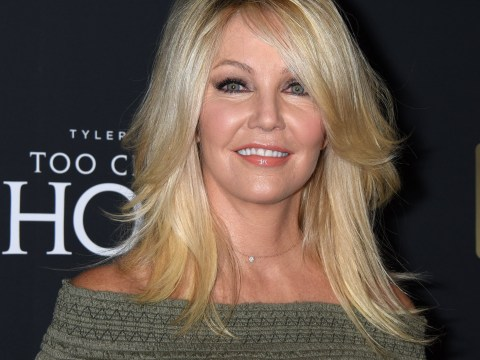 Heather Locklear 'voluntarily entering long-term care facility' after overdose fears