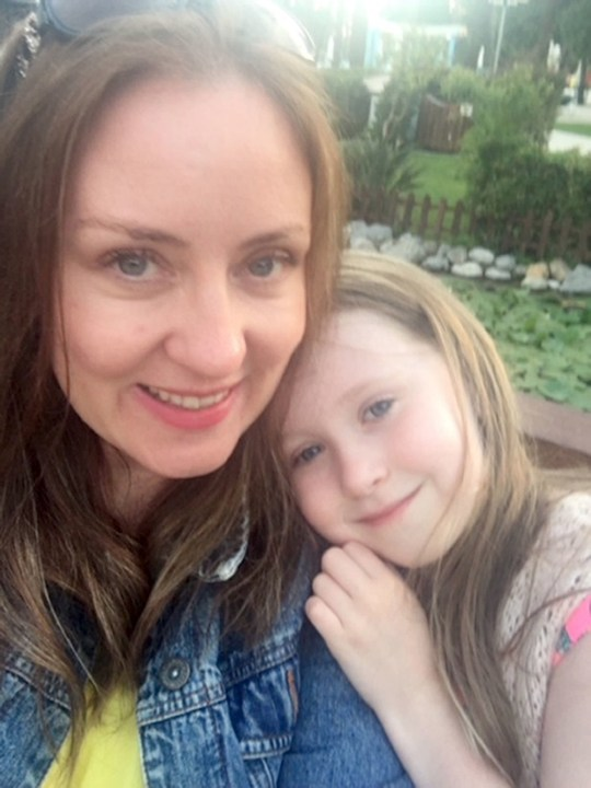 Undated handout photo issued by Digby Brown of Janet Alexander (left) with her daughter Rose, who is suing holiday company Thomas Cook after claiming her daughter was abducted from a hotel kids club in Turkey. The single mother said she left Rose, aged five, at a supervised play area in the Royal Wings Hotel while she took her nine-year-old to a scuba diving lesson. PRESS ASSOCIATION Photo. Issue date: Wednesday June 27, 2018. Ms Alexander said hotel staff failed to answer her questions about the incident so she went to police in Antalya, but officers said they could not look into the matter as Rose had not been physically harmed and was safely returned. See PA story TRAVEL Abduction. Photo credit should read: Digby Brown/PA Wire NOTE TO EDITORS: This handout photo may only be used in for editorial reporting purposes for the contemporaneous illustration of events, things or the people in the image or facts mentioned in the caption. Reuse of the picture may require further permission from the copyright holder.