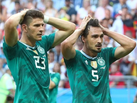 Holders Germany crash out of the World Cup after dramatic South Korea defeat