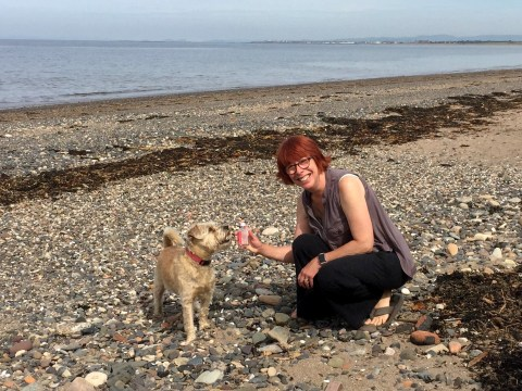Woman finds love letter in a bottle on the beach from more than 200 miles away