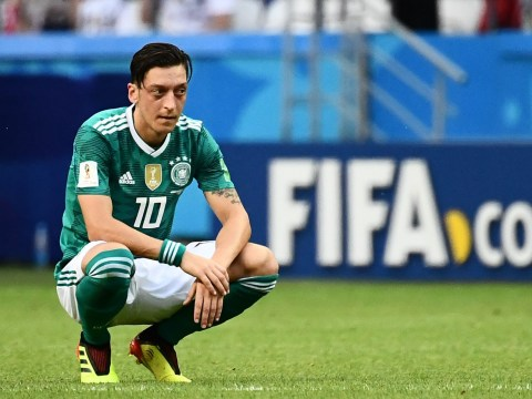 Uli Hoeness and FIFA's response to the racism Mesut Ozil has faced is pathetic and ignorant