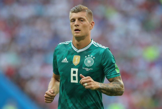 premium selection 63776 42ab2 World Cup 2018: Toni Kroos' dig at Brazil comes back to ...