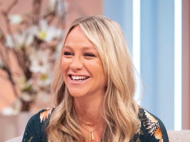 Chloe Madeley on Lorraine