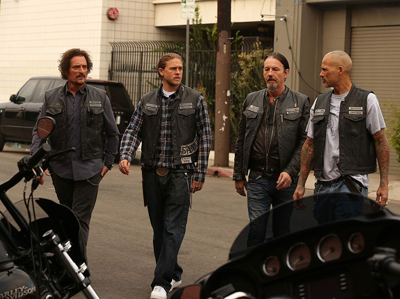 Sons of Anarchy spin-off given release date Credit: FX Networks