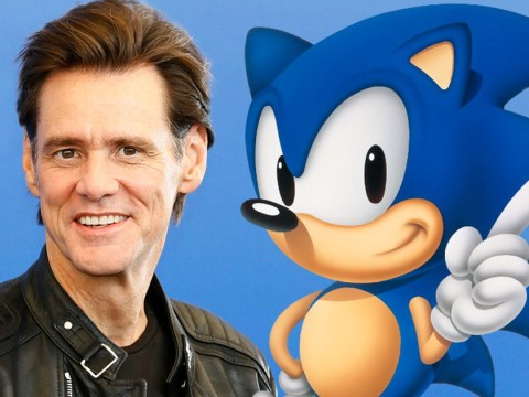 Jim Carrey in talks to play villain in live action Sonic The Hedgehog movie