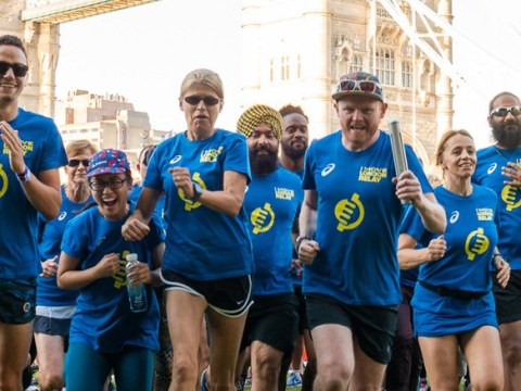 Record attempting 4,000 mile race launched to fight gang crime and homelessness