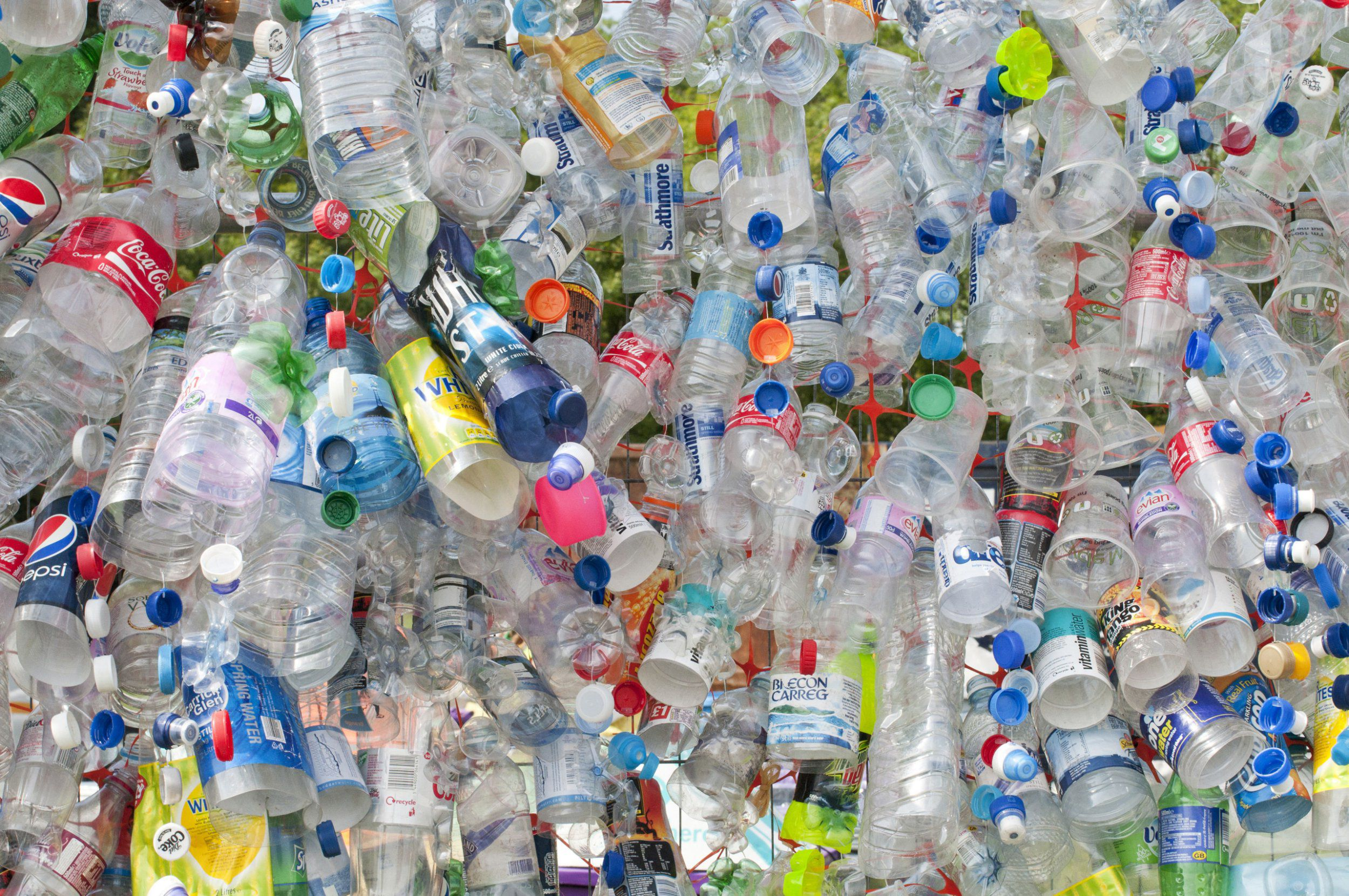 Recycled plastic could provide 75% of the UK's plastic demands
