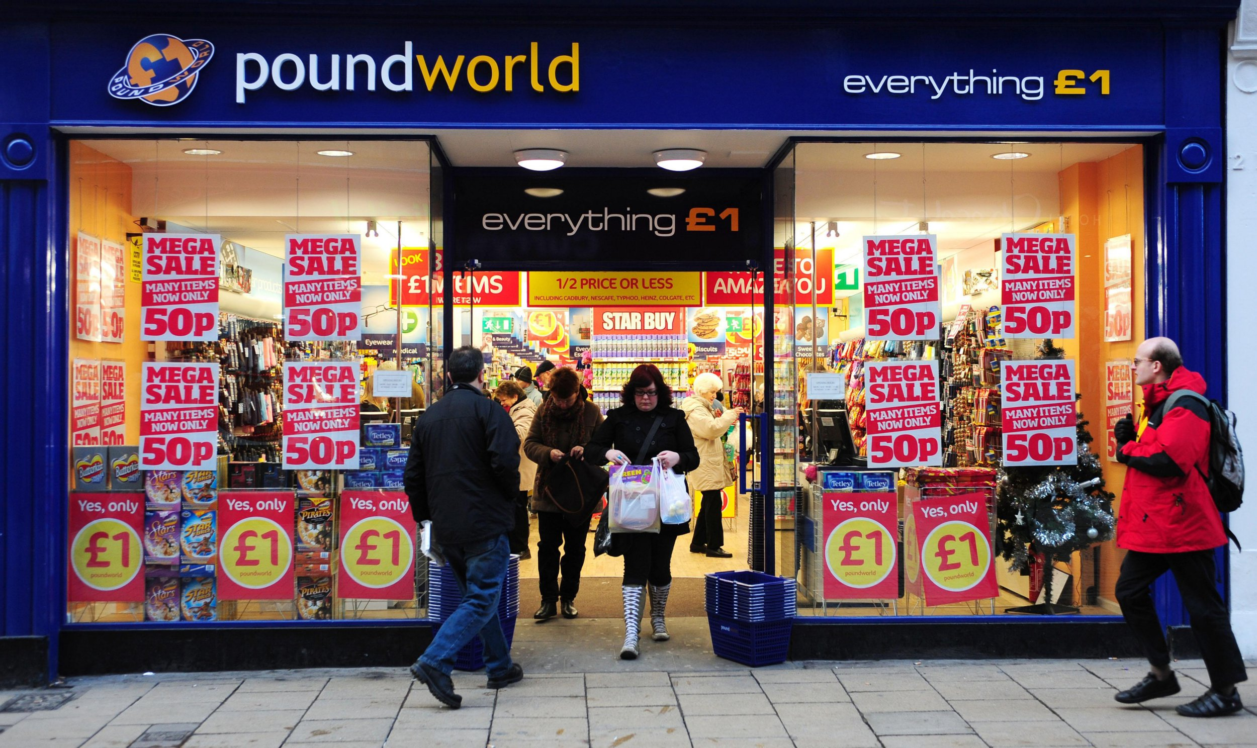 Poundworld on brink of collapse putting 5,300 jobs at risk