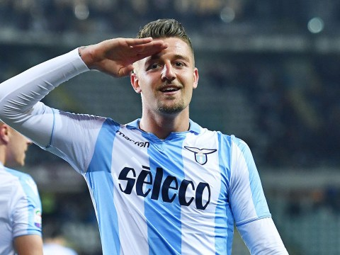 Sergej Milinkovic-Savic responds to Manchester United transfer speculation