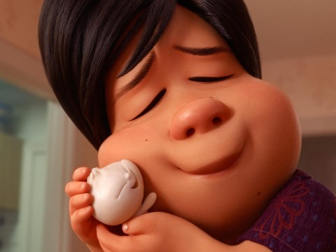 First Pixar short Bao to be directed by a female film maker and feature a Chinese family