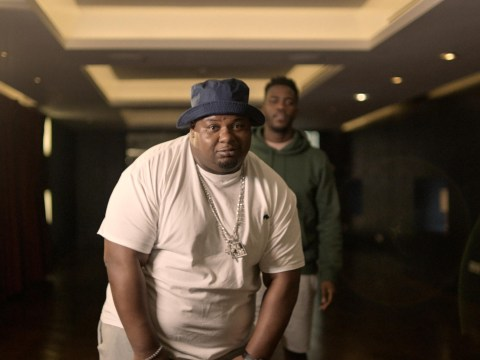 What time is The Big Narstie Show on tonight and who is joining KSI on it?