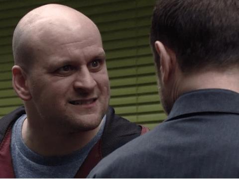 EastEnders spoilers: Mick Carter tells the police Stuart Highway is a paedophile