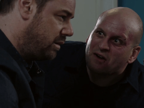EastEnders spoilers: Stuart Highway's rage as Mick Carter and Halfway let a paedophile escape