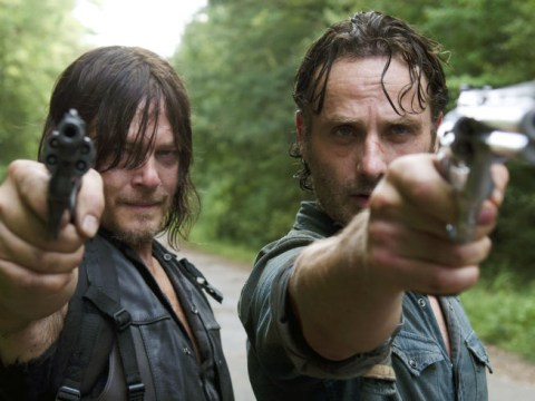 The Walking Dead's Norman Reedus is not going to replace Andrew Lincoln as lead, FYI