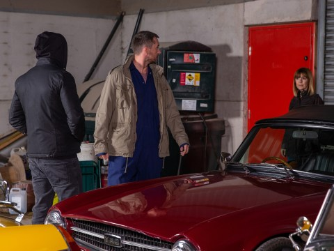 Emmerdale spoilers: Ross Barton is caught with stolen cars