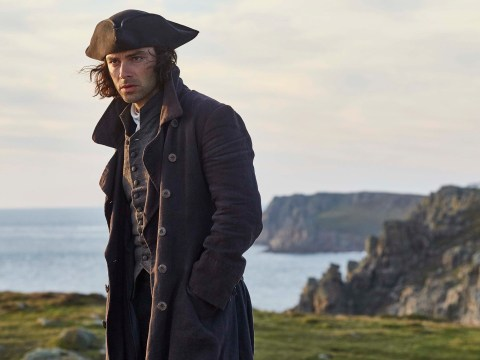 Aidan Turner couldn't resist nicking 'perfect' Poldark props for his new home