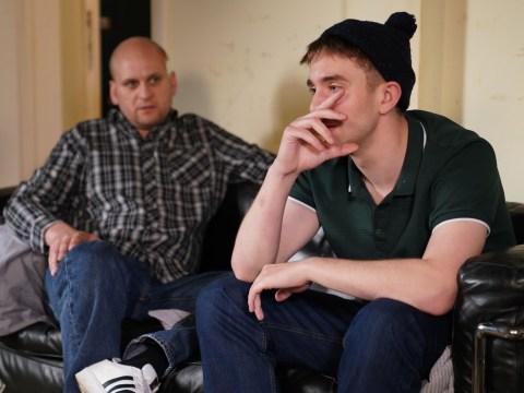EastEnders spoilers: Will manipulative Stuart break up Whitney and Halfway?