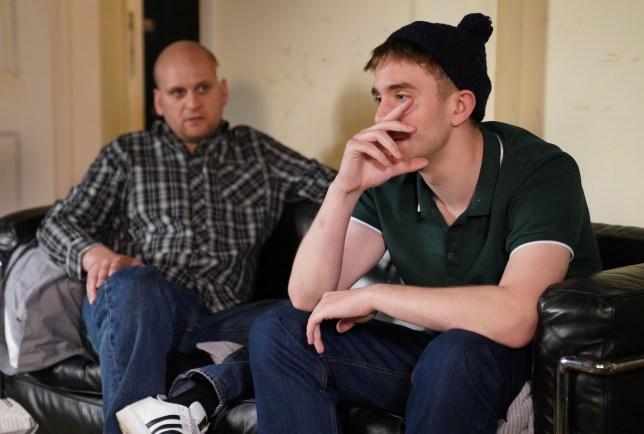 EastEnders spoilers: Stuart tells Halfway that Whitney