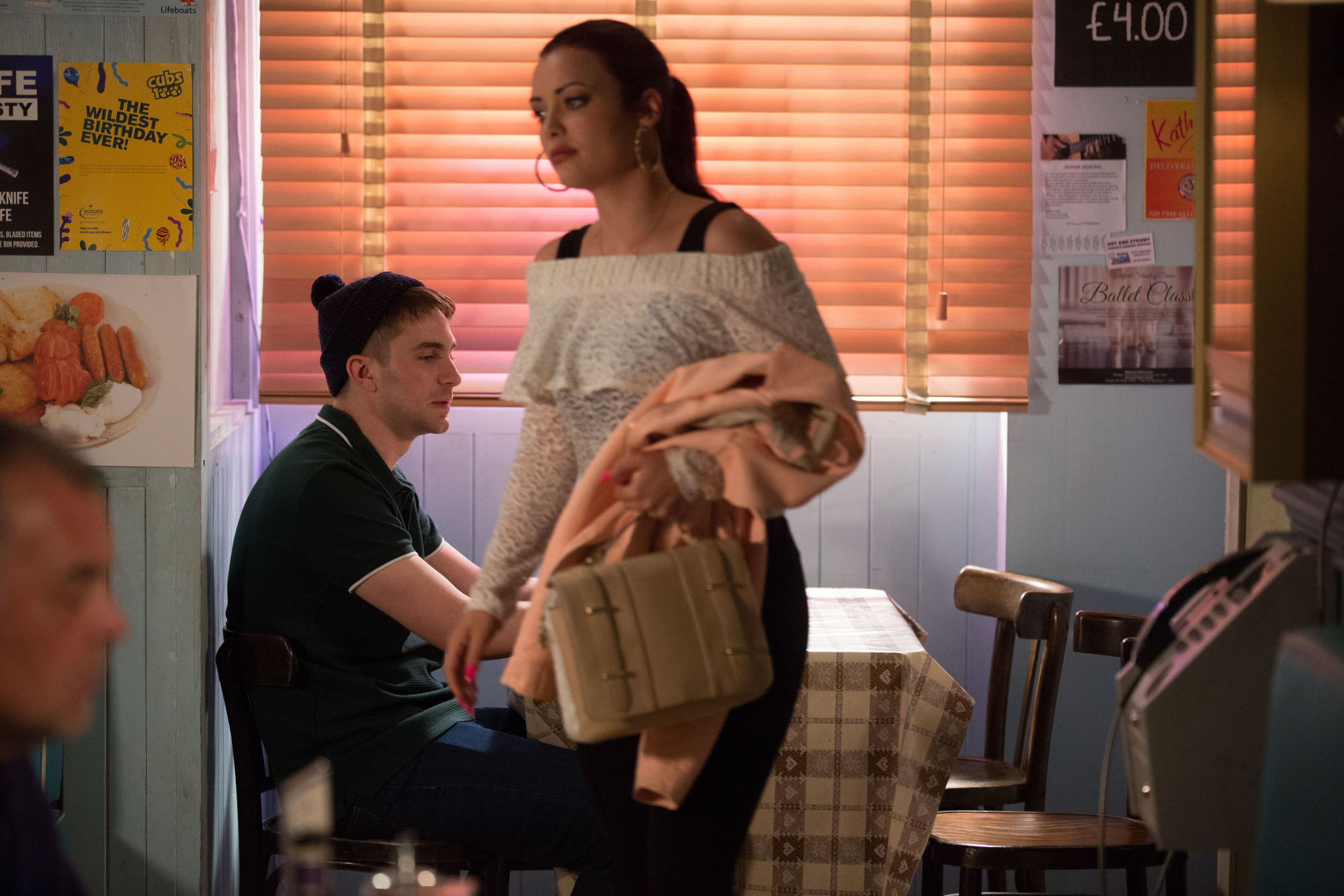 EastEnders spoilers: Halfway uncovers the truth about Stuart