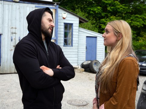 Emmerdale spoilers: Rebecca White leaves Ross Barton in a mess but where is she?