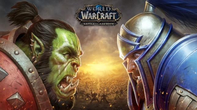 Battle For Azeroth - still only available separately
