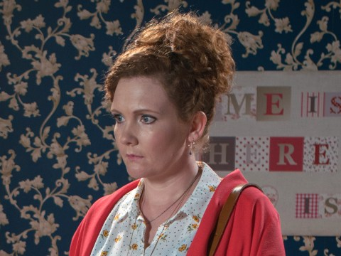 Coronation Street spoilers: Jennie McAlpine films her exit scenes as Fiz Stape