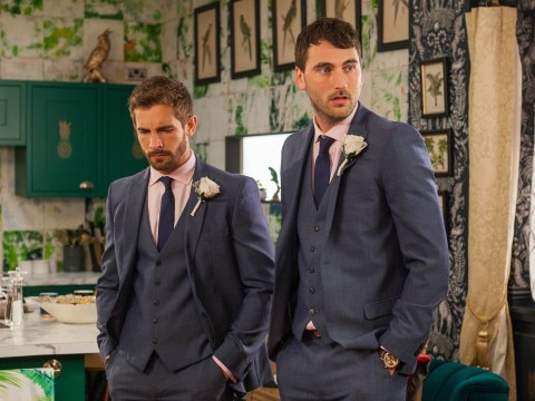 Hollyoaks spoilers: Wedding disasters for Holly Cunningham and Damon Kinsella