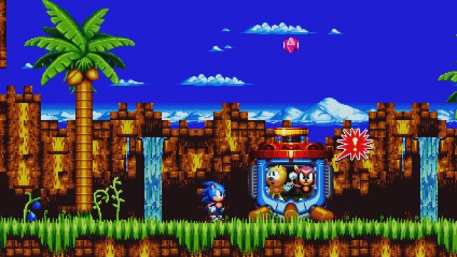 Sonic Mania Plus (PS4) - Mighty and Ray are back, whether you've heard of them or not