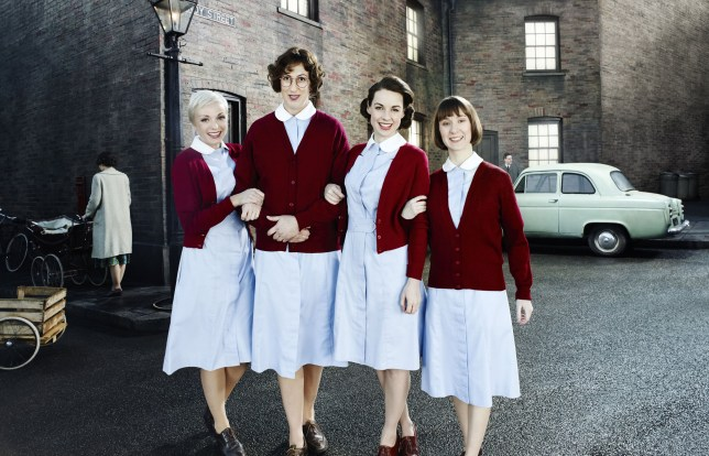Call The Midwife Season 5 Christmas Special.Call The Midwife Deny Miranda Hart Is Banned From Returning