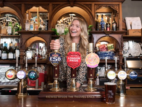 Model turned pub owner Jodie Kidd wants you to get behind your local