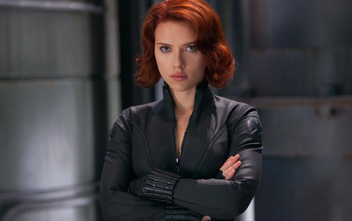 Scarlett Johansson says Avengers was 'testosterone festival' before Elizabeth Olsen and Cobie Smulders joined