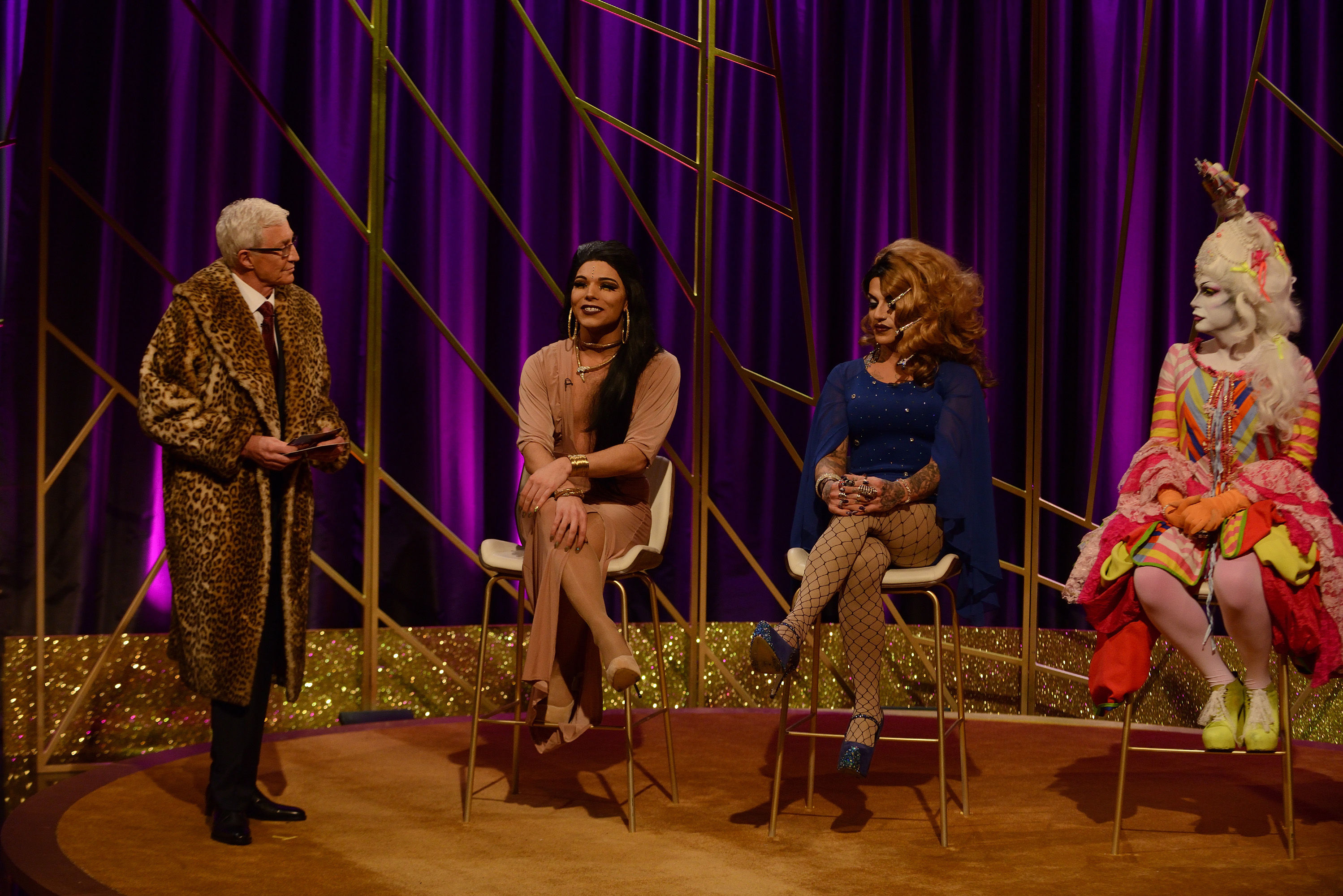 Blind Date to make history with first ever drag queen special