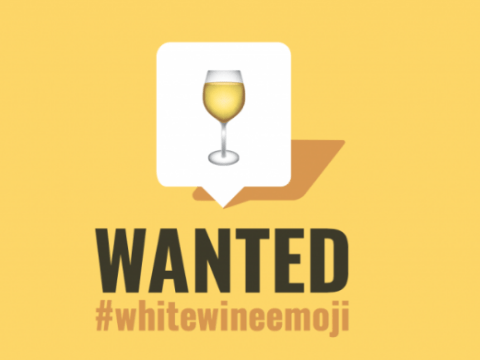 Company submits a 15-page proposal explaining why a white wine emoji is necessary