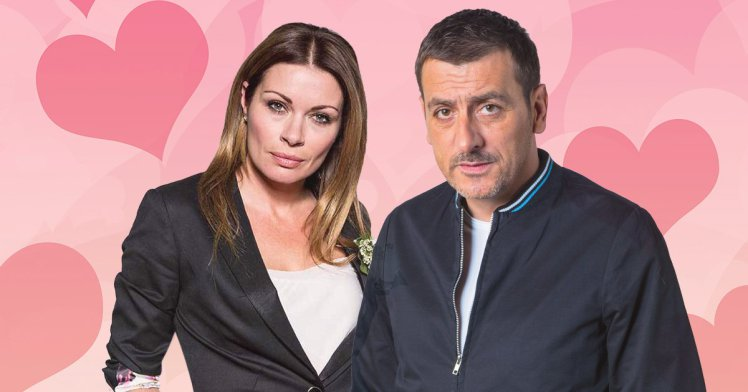 Carla and Peter may reunite in Coronation Street