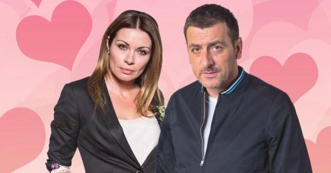 Carla and Peter may reunite in Coronation Street