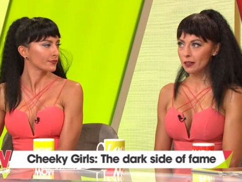 Cheeky Girls bravely open up on horrific anorexia battle and reveal they 'competed' with each other over weight