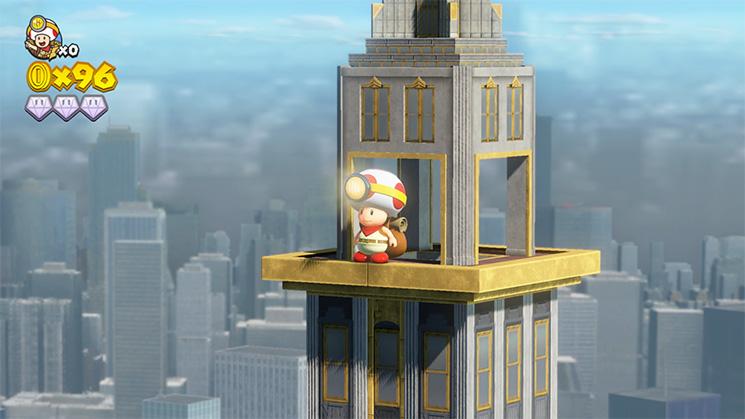 Captain Toad: Treasure Tracker (NS) - ready for adventure