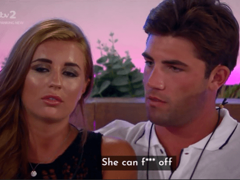 Dani Dyer's reaction to Jack's ex Ellie was wrong