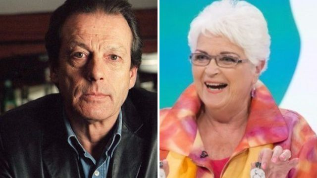 Pam St Clement recalls the time late EastEnders star Leslie Grantham called her a whale