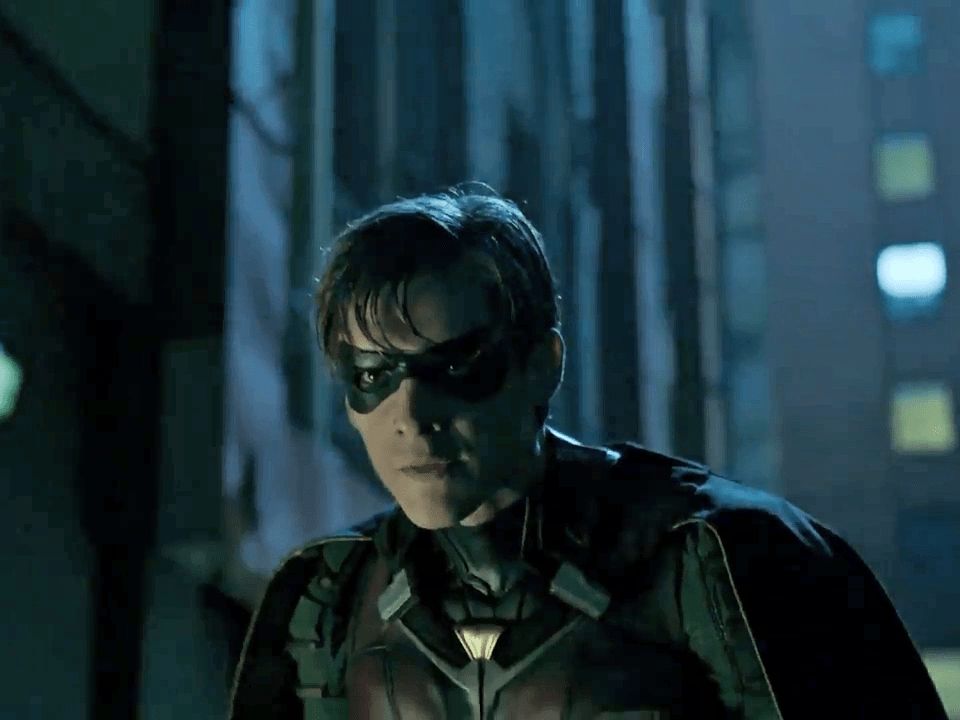 Action-packed new Titans trailer sees Robin declaring 'f*** Batman'