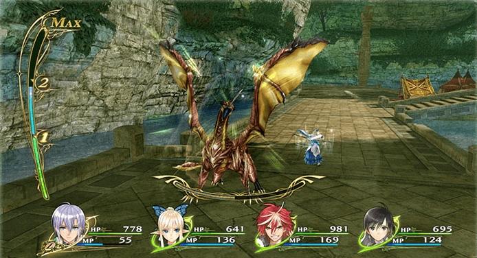 Shining Resonance Refrain (PS4) - it can dragon on a bit