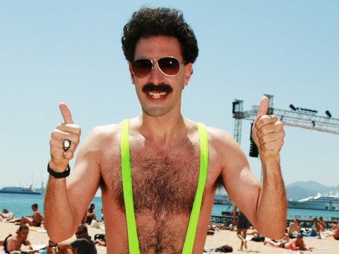 Sacha Baron Cohen's characters in TV and film from Ali G to Who Is America?