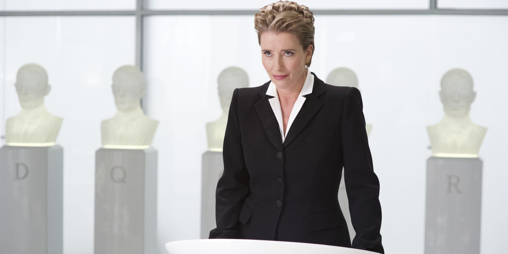 Emma Thompson to return as Agent O for Men In Black sequel