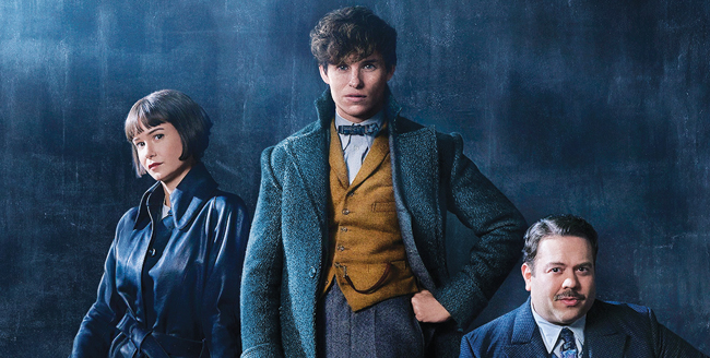 Fantastic Beasts: The Crimes Of Grindelwald gets dazzling new trailer at Comic-Con