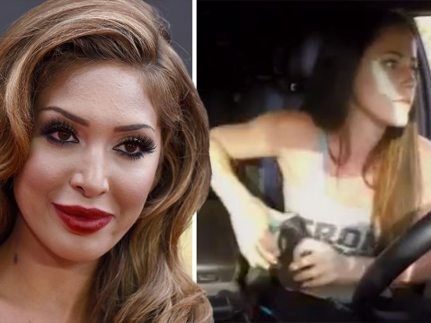 Ex-Teen Mom star Farrah Abraham blames MTV for Jenelle Evans' road rage gun incident