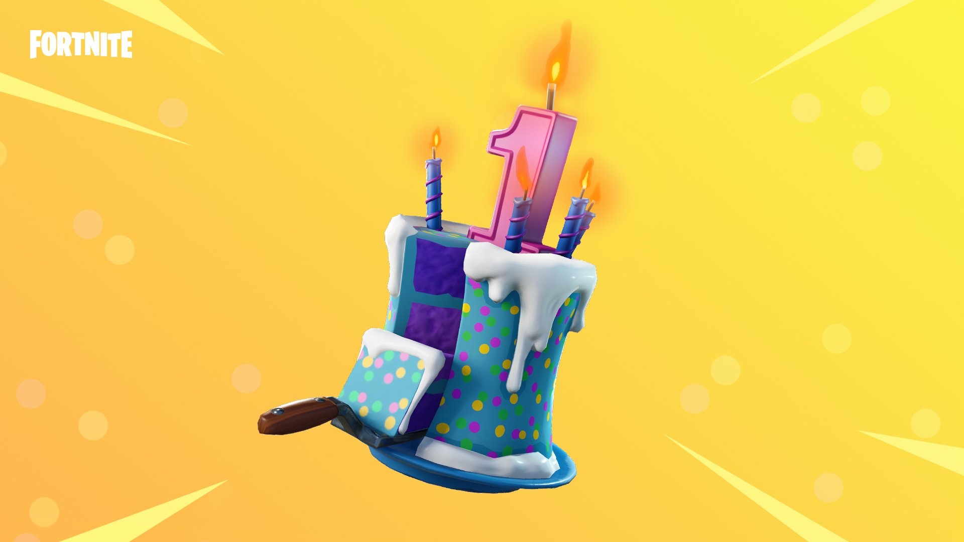 Here are all 10 of the birthday cake locations to complete Fortnite challenge
