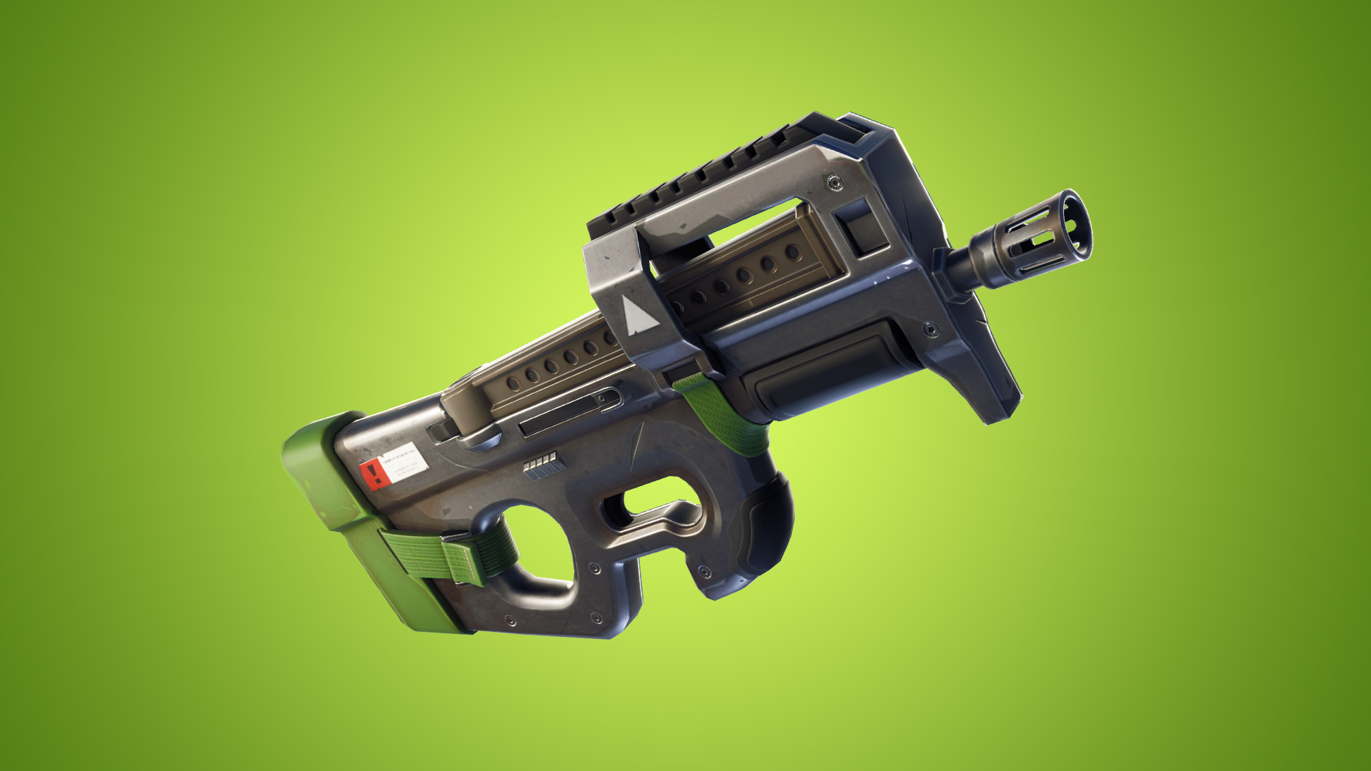Fortnite update celebrates 1st birthday with cake and a Compact SMG