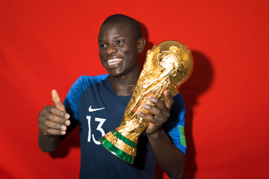 Why N'Golo Kante was subbed off during France's World Cup victory over Croatia