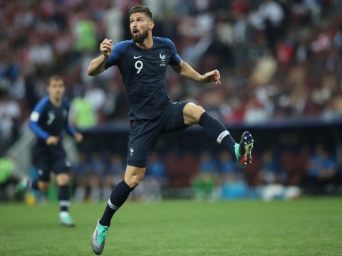 Atletico Madrid in discussions with Chelsea over signing Olivier Giroud