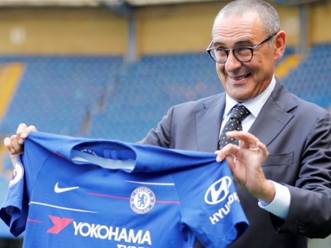 Maurizio Sarri admits Chelsea are missing 'a pinch of quality' in central midfield